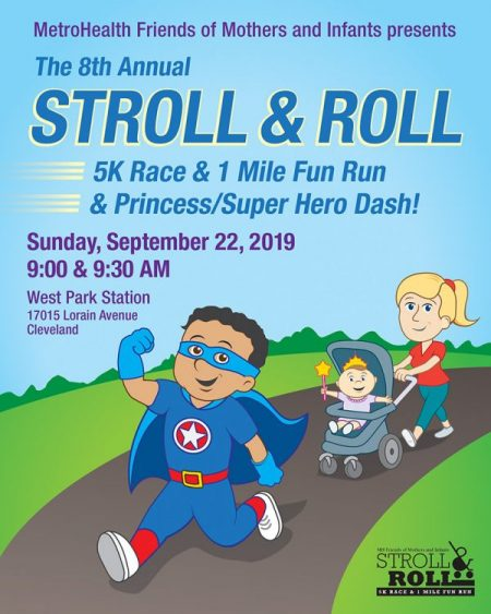 Stroll & Roll 2019 - Friends of Mothers and Infants